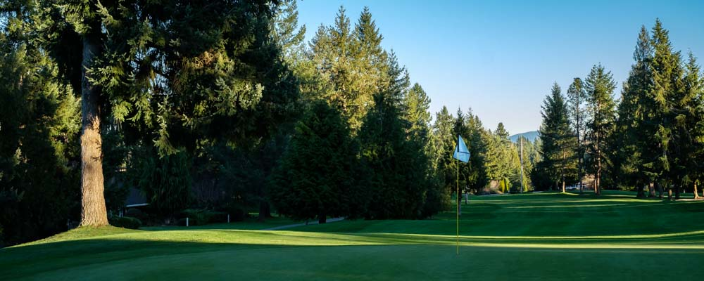 Hole 7 at Fairwood Golf and Country Club